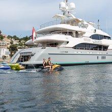 Justa Delia Yacht