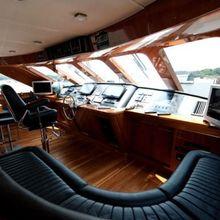 Zenith Yacht Wheelhouse - Seating