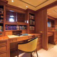 Norfolk Star Yacht Master Study