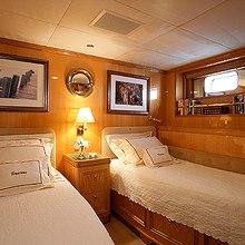 Tenacious Yacht