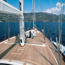 Norfolk Star Yacht Deck