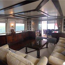 Providence Yacht Main Salon Overview
