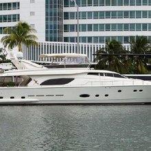 Princess Maria IV Yacht