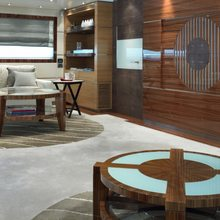 Maxima Star Yacht Salon - Detail