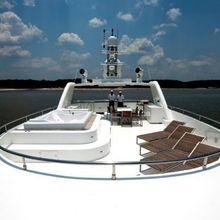 Zenith Yacht Flybridge