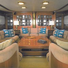 Blue Gold Yacht Salon