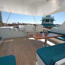 Bad Company Yacht