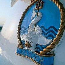 Leander G Yacht Detail