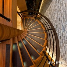 Ventum Maris Yacht Staircase
