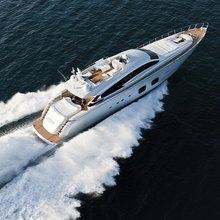 Le Caprice IV Yacht