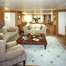 The Lady K Yacht Salon