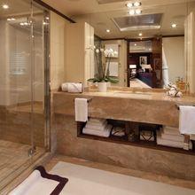 Vision Yacht Guest Bathroom