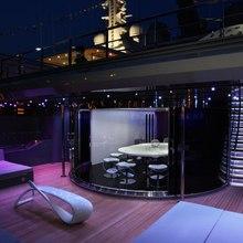 Nonni II Yacht Deck