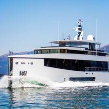 Kamino Yacht