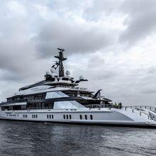 Bravo Eugenia Yacht