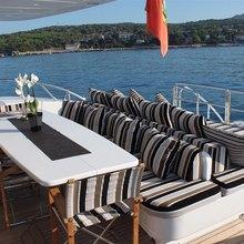 Hideaway Yacht