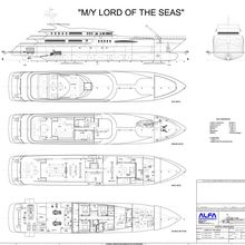 Lord Of The Seas Yacht