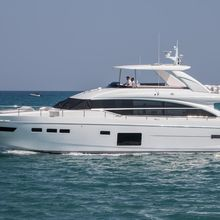 Princess 82 Yacht