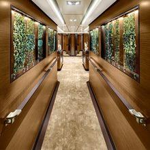 Kokomo III Yacht Hallway