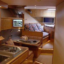 Lady Gemini II Yacht