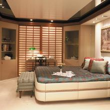 Lady M II Yacht Guest Stateroom