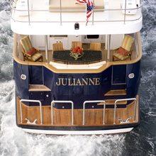 African Queen Yacht