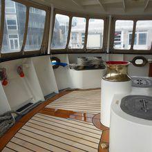 Elsa Yacht Observation Room