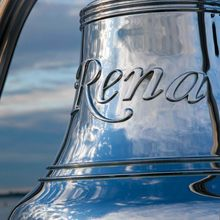 Rena Yacht Detail - Bell