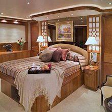 No Bad Ideas Yacht Master Stateroom