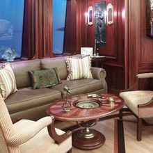 Samar Yacht Upper Salon