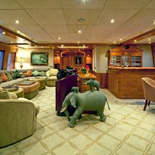 Lady Anastasia Yacht Main Salon