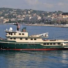 Ariete Primo Yacht Profile