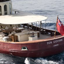 Don Giovanni Yacht