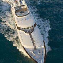 Bouchon Yacht Overhead