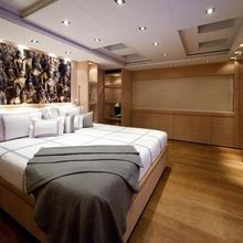 Fan Too Yacht Master Stateroom