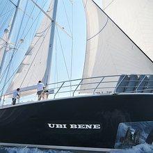 Ubi Bene Yacht Bow