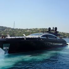 Black Legend Yacht