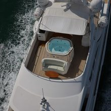 Dream On II Yacht