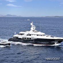 Awatea Yacht