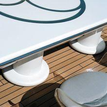 Il Sole Yacht Detail