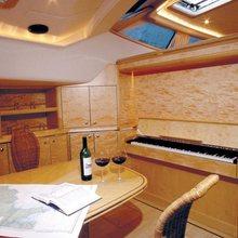 Freya Yacht