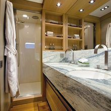 Exuma Yacht Master Bathroom