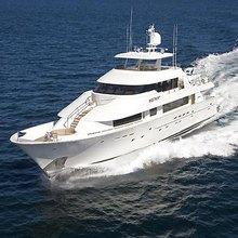 Nina Lu Yacht Running Shot - Front View