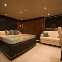 Mia Cara Yacht Guest Stateroom
