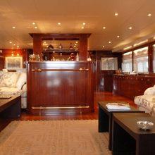 Ariete Primo Yacht Main Salon