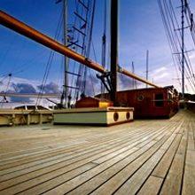 Gaff Rigged Schooner 31 M Yacht