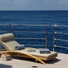 Ventum Maris Yacht Sun Lounge