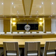 H Yacht Formal Dining Room