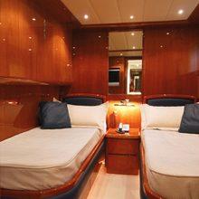 Grand Mariana IV Yacht