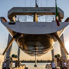 Cefea Yacht